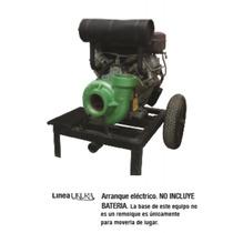 Motobomba 16.7 Hp A Diesel 4x4 Centrifuga