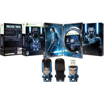 Star Wars The Force Unleashed 2 Collectors Nuevo Blakhelmet