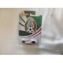 Hot Wheels Scoopa Di Fuego ( Federación Mexicana De Fútbol)