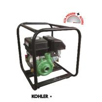Motobomba 14 Hp 2x2 Alta Presion Kholer Centrifuga