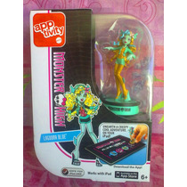 Monster High Figura De Lagoona Blue Para Juego De Ipad