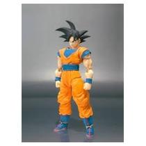 S.h. Figuarts Goku Dragon Ball Jp Listo Para Envío