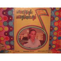 Manoella Torres Notitas Musicales Edic.15 Noviembre 1981