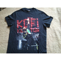 Playera Wwe Kofi Kingston ( Lucha Libre ) Nueva