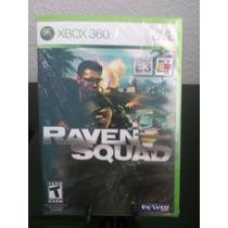 Raven Squad Xbox 360 Nuevo De Fabrica