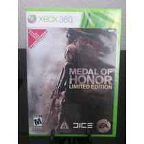 Medal Of Honor Limited Xbox 360 Nuevo De Fabrica Citygame