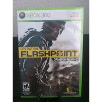 Operation Flashpoint Dragon Rising Xbox 360 Nuevo Citygame