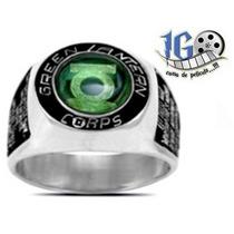 Anillo Linterna Verde Green Lantern Corps Original Dc Igo!!!