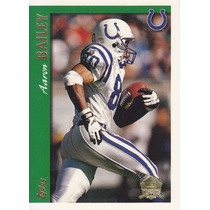 1997 Topps Minted In Canton Aaron Bailey Wr Colts