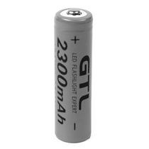 Bateria Pila 14500 Recargable Gtl 2300mah Li-ion Maa