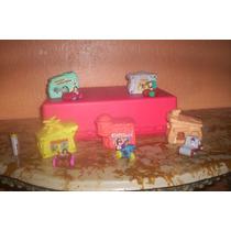 Hanna Barbera Figuras The Flintstones Precio X Lote L2