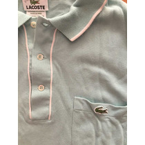 Polo Lacoste Original Color Menta Envio Gratis