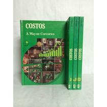 Costos Contabilidad, Análisis Y Control 4 Vols Cyt