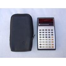 Calculadora Texas Instruments Ti Business Analyst-i Vintage