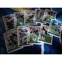 Nfl Cowboys 10 Tjas Team Set 93 Nuevas Diferentes