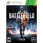 Battlefield 3 Xbox 360 Usado Blakhelmet C
