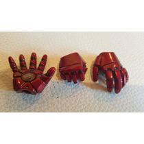 Iron Man Mark Vi Hot Toys Accesorios Originales Manos
