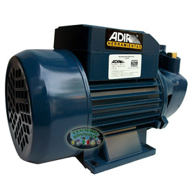 Motobomba Electrica De Agua De 1/2 Hp Adir P/ Cisterna!! Maa