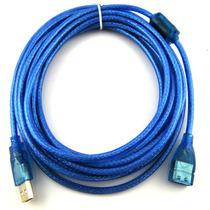 Extencion Cable Usb 10 Metros Macho-hembra Laptop Impresora