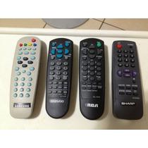 Control Remoto Tv Todas Las Marcas Lg Sony Samsung Rca