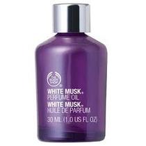 Perfume White Musk Oil Aceite Concentrado Aroma Almizcle