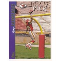 1997 Topps Draft Pick Rookie Sp Tony Gonzalez Te Chiefs
