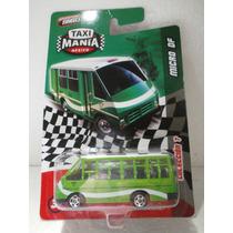 Taxi Mania Camion Micro Df Verde 1:64