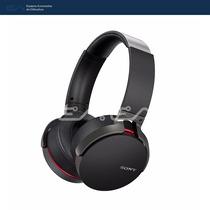 Audifonos Bluetooth Sony Mdrxb950bt/b Nuevos Envio Gratis