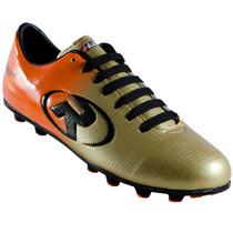 Zapato Para Soccer Naranja-f1 Galgo