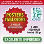 1000 Carteles Posters $1.50 C/u Tabloide Publicitario
