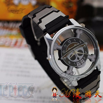 Reloj Jolly Roger One Piece Piratas Monkey D Luffy Anime