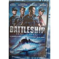 Battleship - Batalla Naval - Taylor Kitsch - Dvd Nuevo