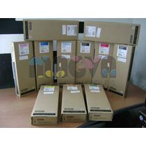 Tintas Para Plotter Epson 7900-/9900 Serie T636 Originales