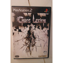 Ps2 Playstation 2 Chaos Legion Japones Anime Import