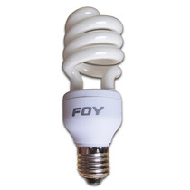Oferta Lámpara De Espiral Fluorescente Compacta 22 W Foy Hm4