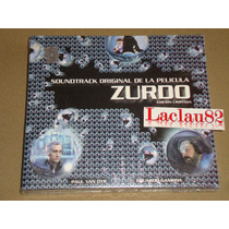 Zurdo Soundtrack De La Pelicula 03 Universal Cd Doble Nuevo