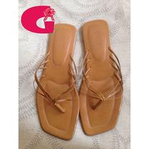 Hugo Boss Flats Zapatos Talla 37.5 /4.5 Mx Color Camel Mn4