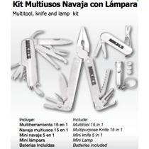 Kit Multiherramientas 4 En 1 Mikel