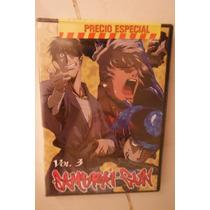 Samurai Gun Vol. 3 Anime Japon Dvd Pelicula Accion Aventura
