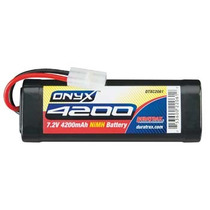 Bateria Duratrax Onyx Nimh 6-cell 7.2v 4200mah Carros R/c