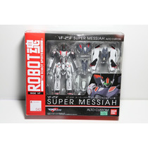 Robot Damashii Vf-25f Super Messiah Valkyrie Alto Custom30th