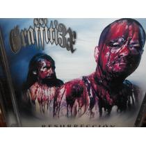 Graffiti 3x Resurreccion Cd Sellado