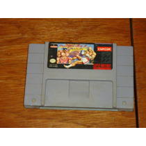 Super Nintendo Juego Street Fighter Ii Turbo