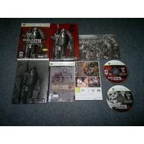 Gears Of War 2 Edicion Coleccionista Completo Para Xbox 360