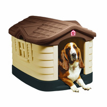 Casita Casita Para Perros Step 2 Tuff-n-rugged Vv4