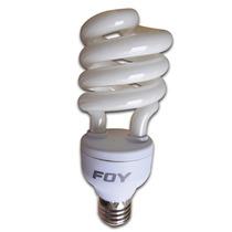 Lámpara Foco Ahorrador Espiral Luz Cálida 22 W 127 V Foy Hm4