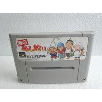 Umi No Nushitsuri Super Nintendo Japonesa