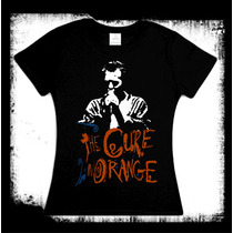 The Cure - In Orange Camiseta Y Blusa Post Punk Goth Dark