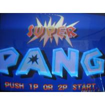 Video Juegos Super Pang Arcade Envío Gratis Arcade Jamma