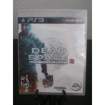 Dead Space 3 Limited Ps3 Nuevo De Fabrica Citygame